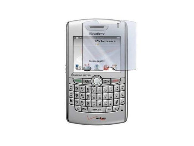Blackberry 8800 LCD Screen Protector- retail packaging