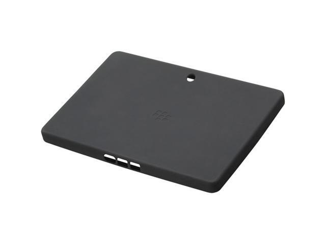 Original BlackBerry Black Opaque Leather Sleeve Case for BlackBerry PlayBook tablet