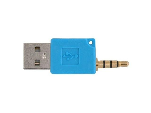 Mini Sync and Charge USB Adapter for iPod Shuffle 2nd Gen