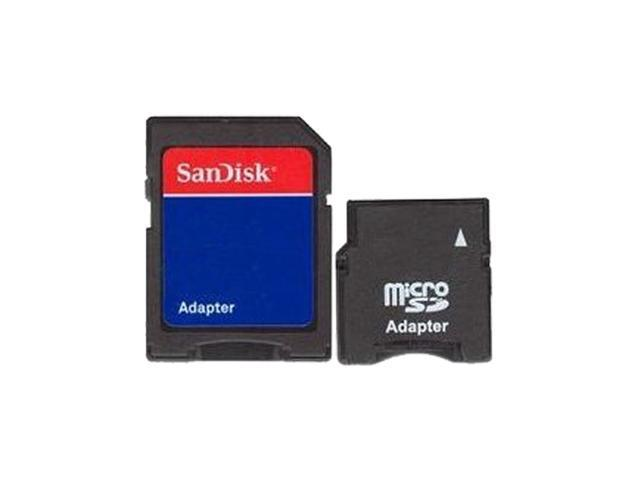 Sandisk Adapter (MicroSD to SD, MicroSD to MiniSD)