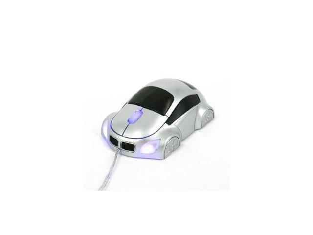 SILVER BMW Car Style USB Optical Mouse M3 M5 E46 3 Series 5 series: Compatible with MS Windows 95, 98, Me, 2000, XP, NT, MAC OS9 or Above