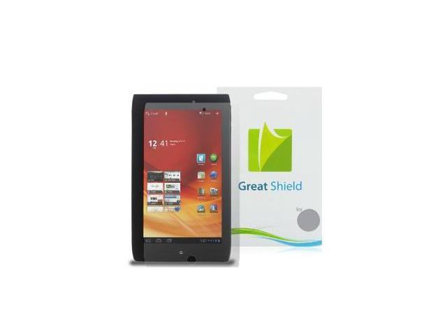 GreatShield Ultra Smooth Clear Screen Protector Film for Acer Iconia Tab A100 7-Inch Tablet (3 Pack)