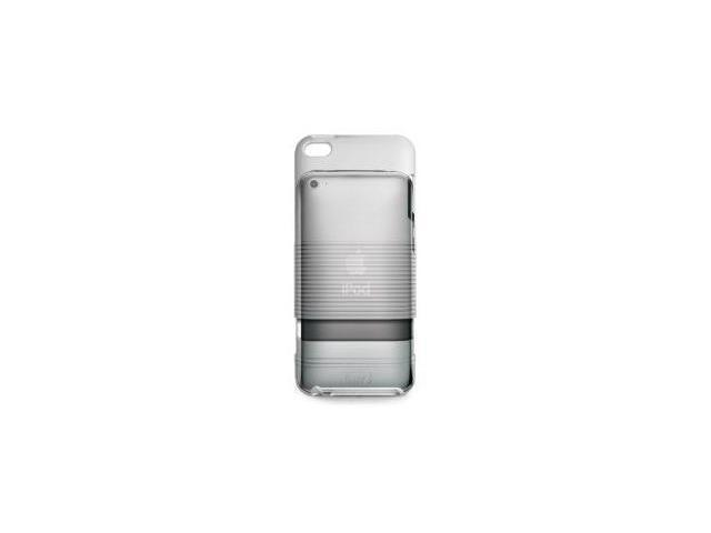 iLuv PC Case for iPod touch 4G (Clear)