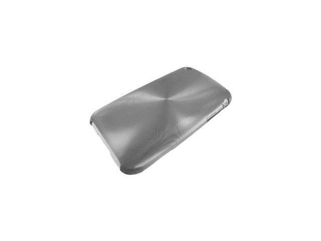 Fosmon Metal Case for iPhone 3G/3GS (Silver)