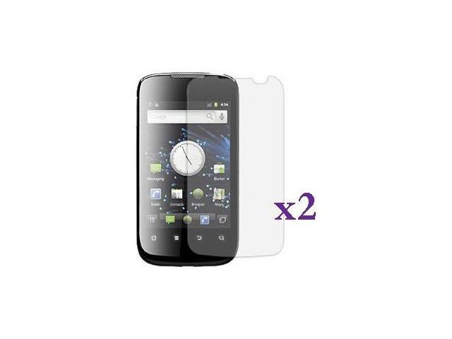 Fosmon Crystal Clear Screen Protector Shield for Motorola Atrix 2 MB865 (2pack)
