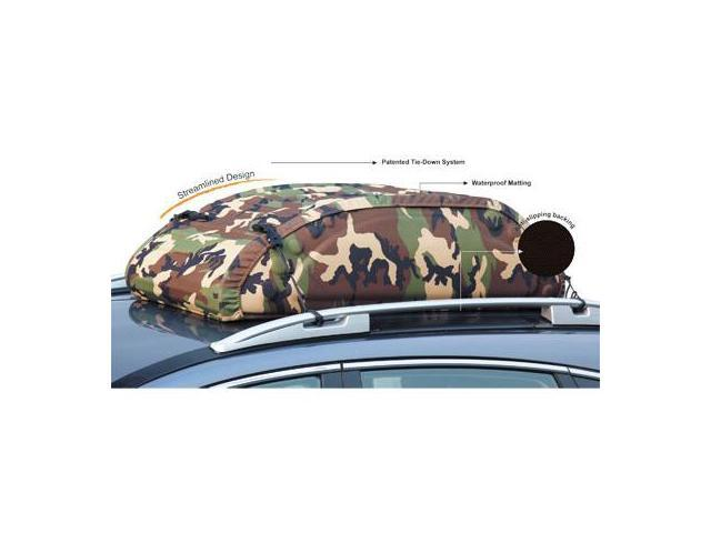 3D Foldable Roof Bag M