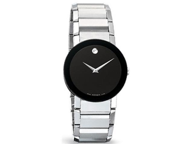 Movado Sapphire Mens Watch 0606092