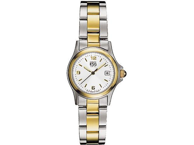 ESQ by Movado Classic Sport Two-Tone Ladies Watch 07100487