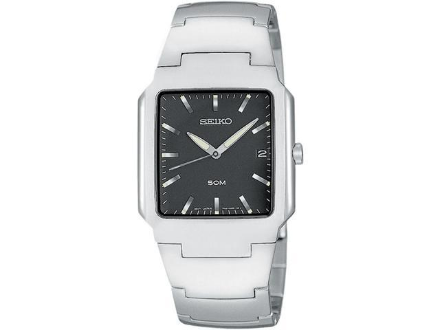 Seiko Men's Stainless Steel watch #SKK281