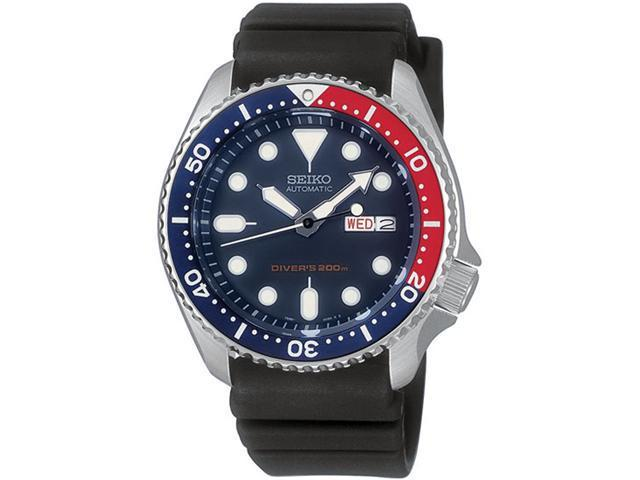 Seiko SKX009K Automatic 200m Diving watch Rubber Band