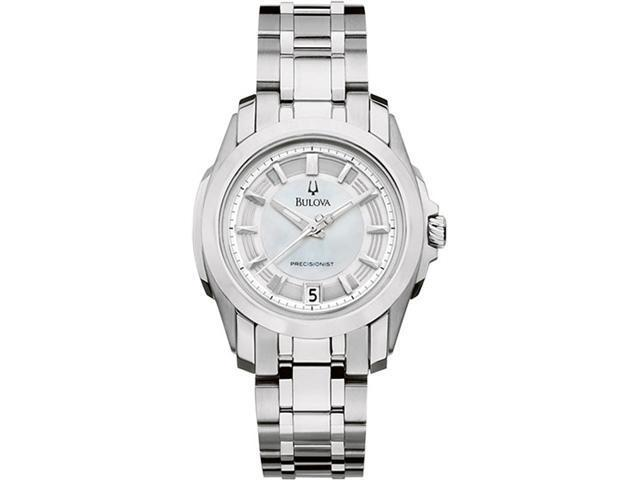 Bulova Precisionist Longwood Women's Quartz Watch 96M108