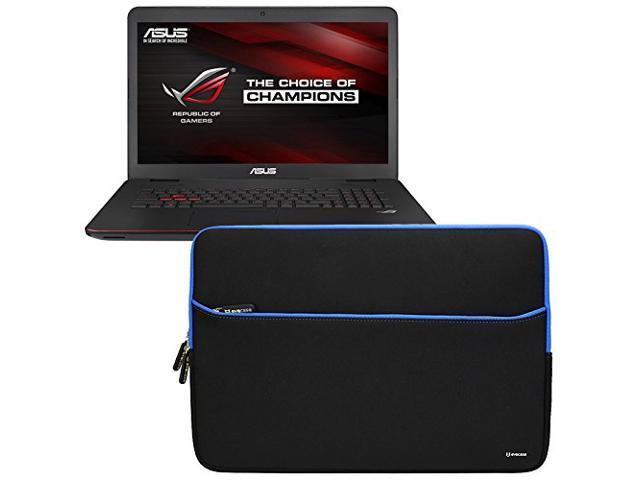 evecase asus rog 17 3 inch gl771 series gaming laptop. Black Bedroom Furniture Sets. Home Design Ideas