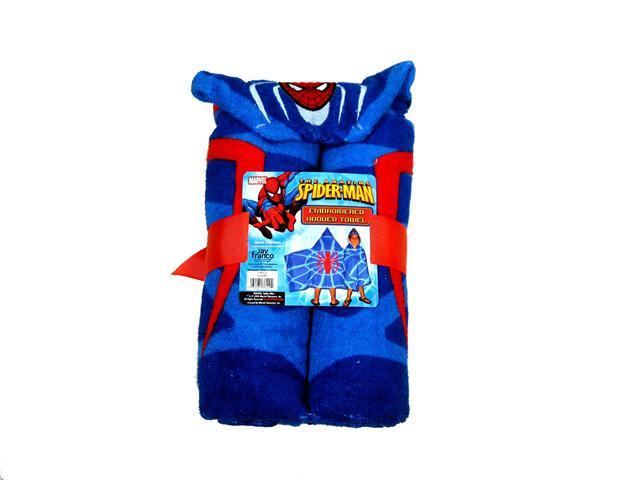 Spiderman Hooded Towel