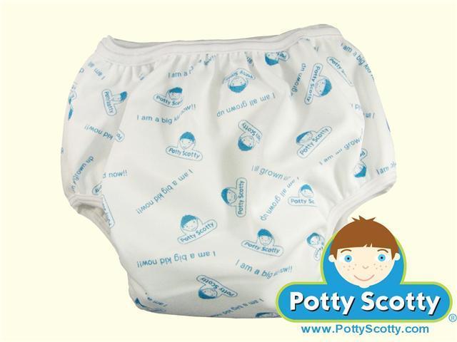 Waterproof Potty Scotty Training Pants - Boys