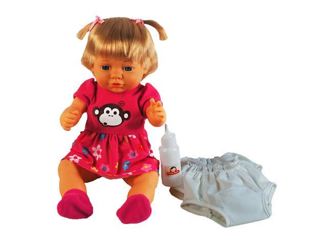 Girl Potty Training Doll by Potty Patty