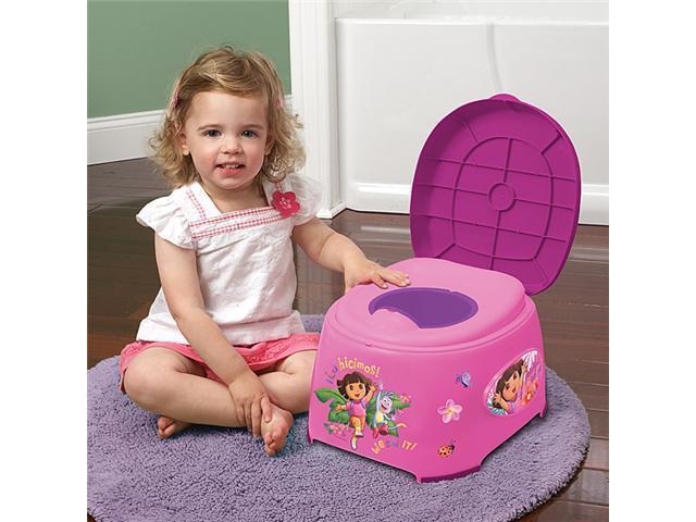Dora the Explorer 3 in 1 Potty Chair