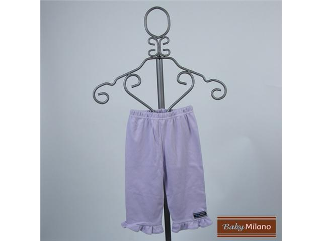 Baby Milano Lavender Frilled Pants
