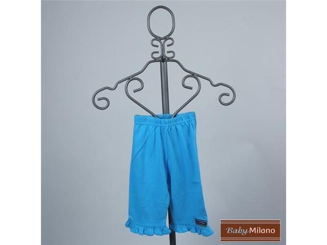 Baby Milano Turquoise Frilled Pants