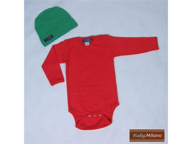 Baby Milano Baby Christmas Outfit