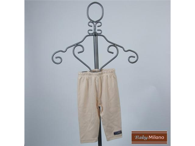 Baby Milano Tan Colored Baby Pants