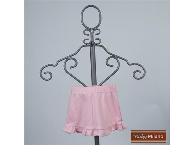 Baby Milano Light Pink Baby Skirt