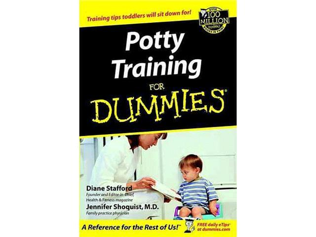 Potty Training for Dummies General Potty Training Book