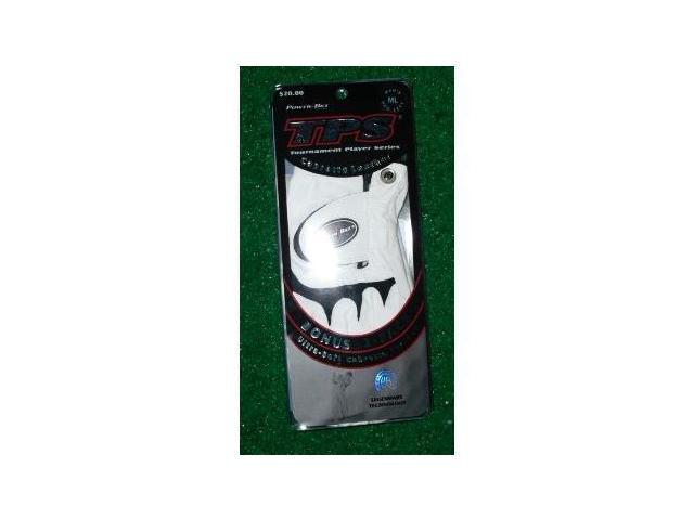 PowerBilt TPS Cabretta Golf Glove 2 Pack Mens LH MedLg