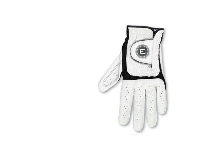 Etonic All Weather Golf Glove White/Black Ladies RH MD