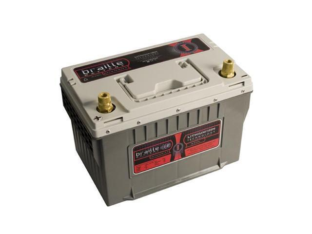 Group 65 Lithium Deep Cycle Battery - Intensity i65D AGM Battery Lead Acid Battery Upgrade