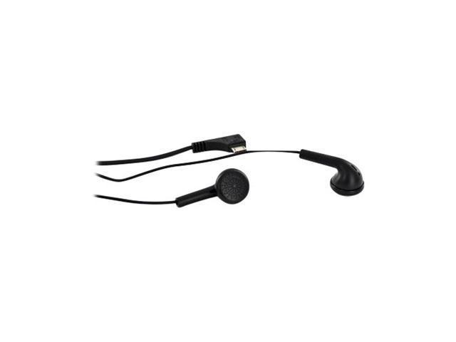 OEM Samsung Micro-usb Stereo Headset Earpiece Black