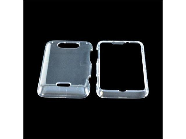 LG Motion 4g Plastic Cover - Transparent Clear