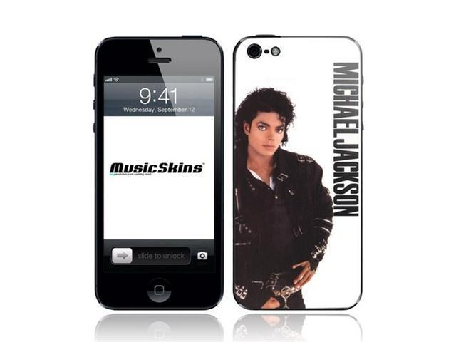 Michael Jackson Bad Oem Music Skins Apple Iphone 5 Protective Skin