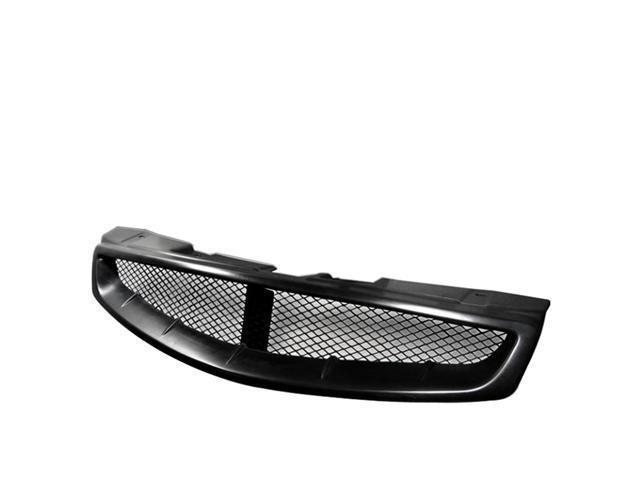 Spyder Auto Infiniti G35 03-07 2Dr Coupe Front Grille - Black