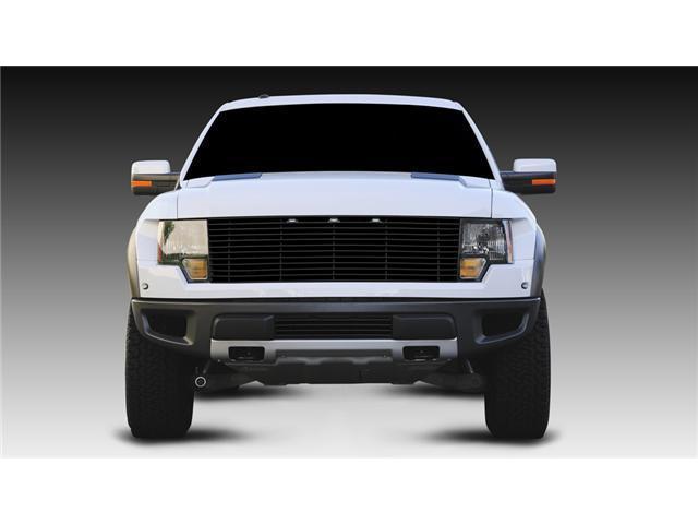 T-REX 2009-2013 Ford Raptor F-150 SVT Laser Billet Grille - Black BLACK 6215661