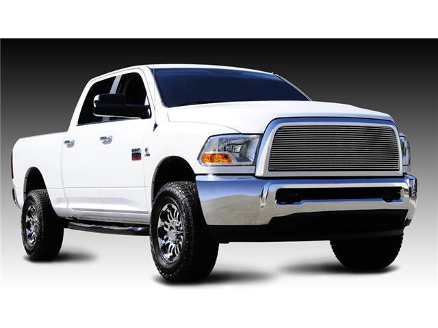 T-REX 2010-2012 Dodge Ram PU 2500 / 3500 Billet Grille Insert- 1 Pc POLISHED 20451