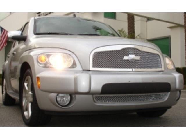 T-REX 2006-2011 Chevrolet HHR HYBRID Series Grille - w/Wire MESH (Billet bowtie Part Number 19040 sold separately) POLISHED 70090