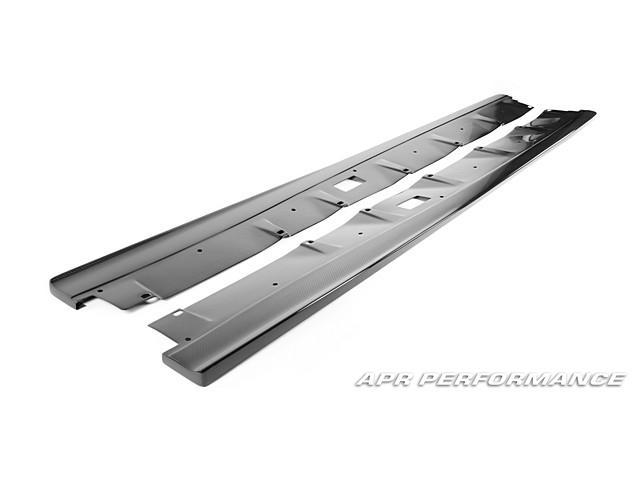 APR Side Rocker Extensions FS-508008 06-11 Audi  R8