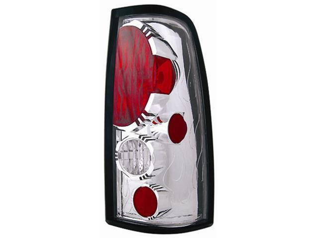 IPCW Tail Lamp CWT-CE337C 03-06 Chevrolet Silverado Crystal Clear