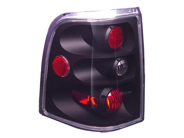 IPCW Tail Lamp CWT-CE510CCB 02-05 Ford Explorer Bermuda Black