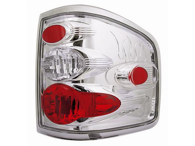 IPCW Tail Lamp CWT-CE539C 04-08 Ford F150 / F250 LD Crystal Clear