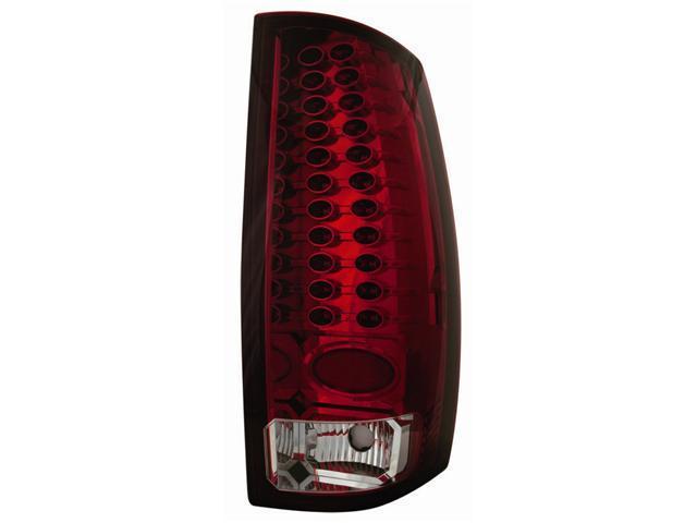 IPCW Tail Lamp LED LEDT-611CR 07-10 GMC Yukon / Yukon XL 07-10 GMC Yukon Denali / XL Denali Ruby Red