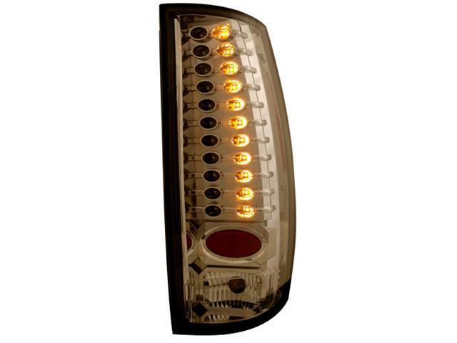 IPCW Tail Lamp LED LEDT-611SA 07-10 GMC Yukon / Yukon XL 07-10 GMC Yukon Denali / XL Denali Platinum Smoke/Ambr