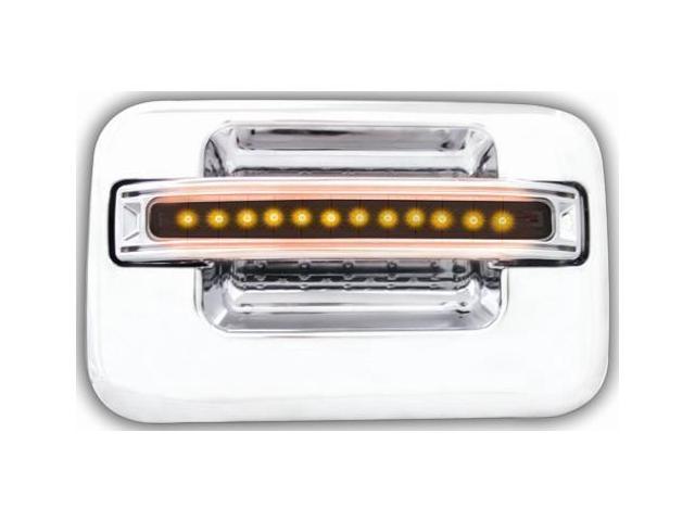 IPCW LED Door Handle FLA04SR 04-08 Ford F150 / F250 LD Amber LED/Smoke Lens