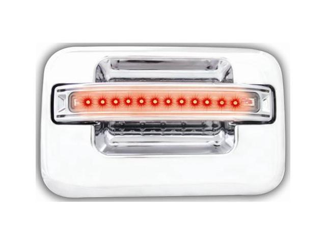 IPCW LED Door Handle FLR04CR 04-08 Ford F150 / F250 LD Red LED/Clear Lens