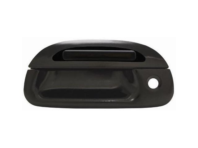 IPCW LED Tailgate Handle FLR97BT 97-03 Ford F150 / F250 LD 97-03 Ford Super Duty Red LED / Smoke Lens