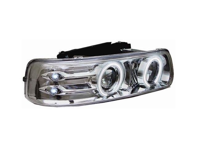 IPCW Headlight CWC-CE14 99-02 Chevrolet Silverado 99-02 Chevrolet Suburban / Tahoe Clear