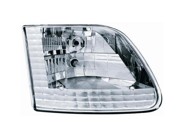 IPCW Headlight CWC-CE15 97-02 Ford Expedition  97-02 Ford F150 / F250 LD Crystal Diamond-Cut