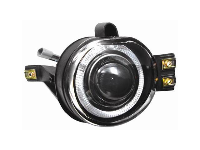 IPCW Fog Light CWF-408C2 02-06 Dodge Ram PU Clear