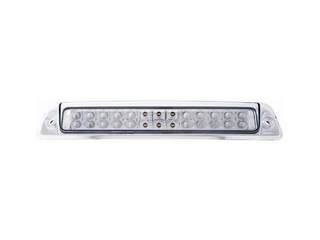 IPCW LED 3rd Brake Light LED3-401C-C 94-01 Dodge Ram PU 94-01 Dodge Ram PU Crystal Clear