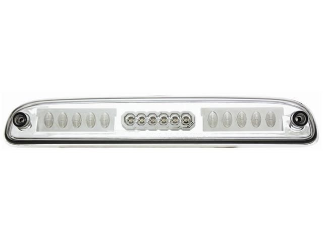 IPCW LED 3rd Brake Light LED3-500C 95-06 Ford Ranger 95-06 Ford Super Duty Crystal Clear